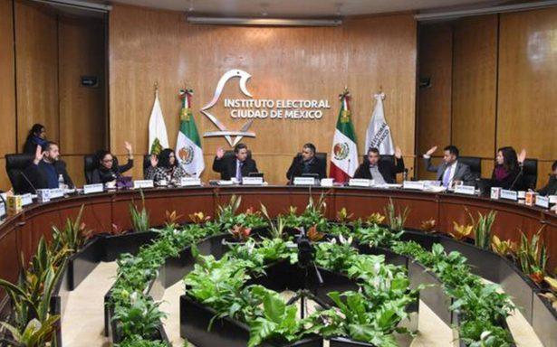 IECM fija topes de campaña para aspirantes a jefe de gobierno