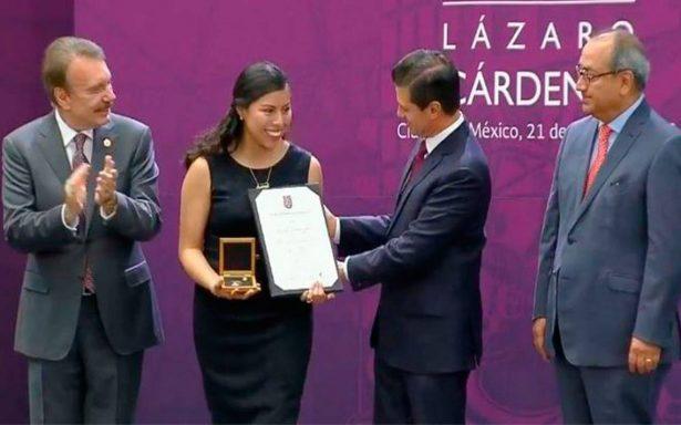 EPN pide reconocer los avances y logros de su administración