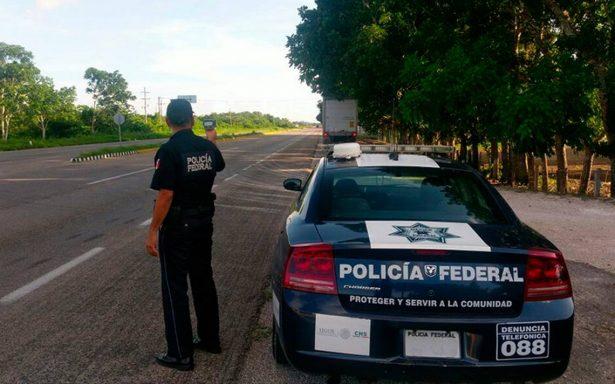 Policía Federal niega robo de víveres y violación de mujer en carretera