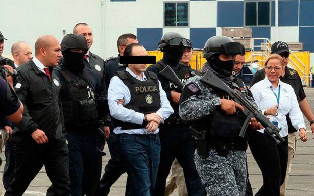 Ingresan por error a Roberto Borge a penal femenil de Morelos