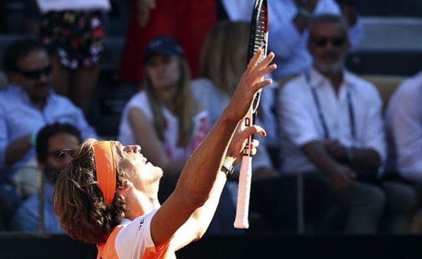 Nadal y Djokovic en cuartos de final en Roland Garros
