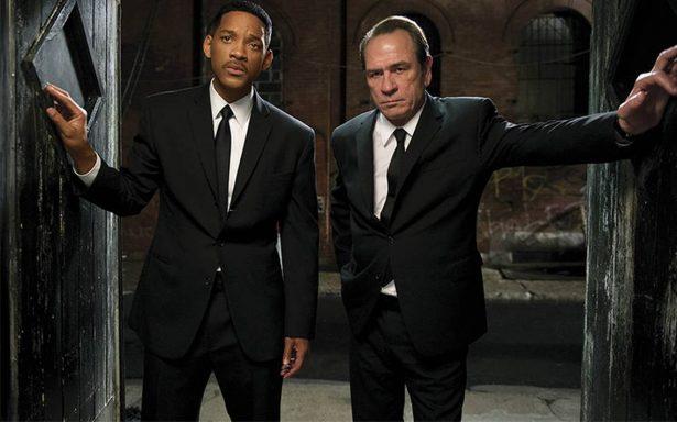 """Saga de """"Hombres de Negro"""" podría ampliarse con nueva película"""