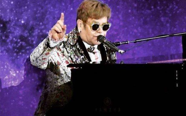 Elton John se quiere despedir a lo grande; agrega 12 conciertos más