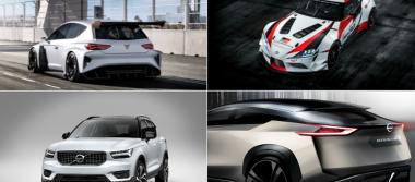 Europa sube el switch del Salón Internacional del Automóvil de Ginebra