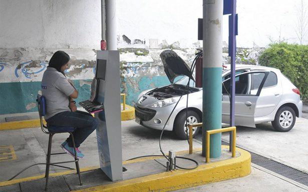 Autos nuevos y usados deberán obtener constancia para transitar en la CdMx