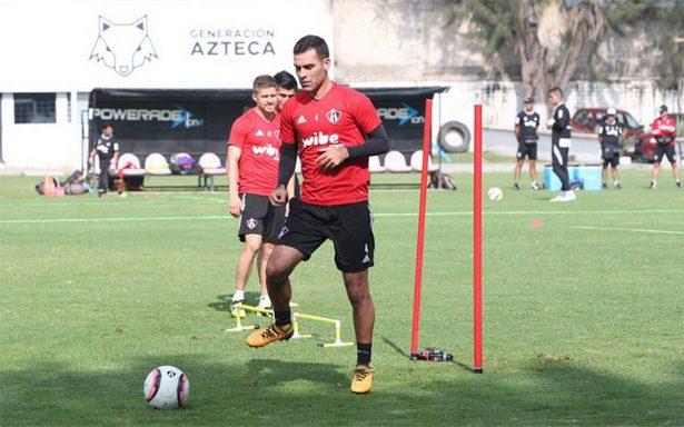 Rafa Márquez regresaría a las canchas en dos semanas