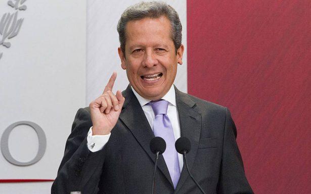 Quienes buscan detener el NAIM no tienen sustento para hacerlo: Presidencia