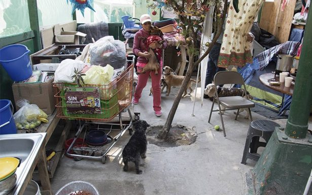 Señalan irregularidades en las donaciones para damnificados del sismo