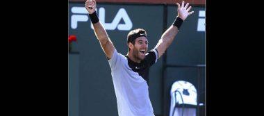 Juan Martín del Potro gana Indian Wells a Roger Federer