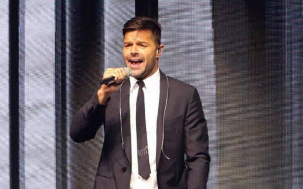 Ricky Martin suspende concierto en Zócalo de la CDMX por sismo