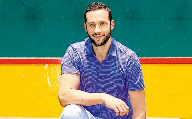 En entrevista, el jugador de Jai alai Imanol López habla de su pasión por el deporte