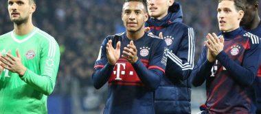 ¡A duras penas! El Bayern vence de visitante al Hamburgo