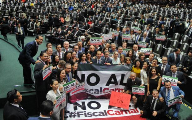 Piden diputados reunión con Segob por crisis en el Congreso