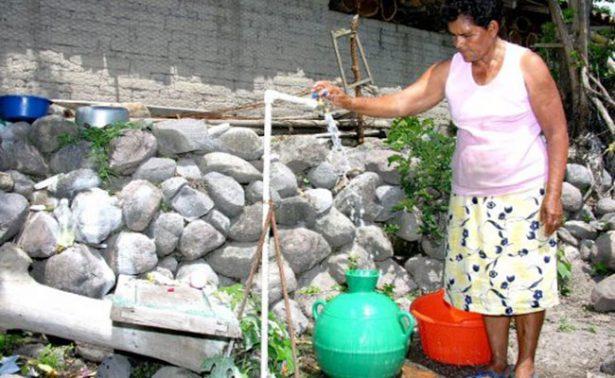 Morelia, con agua  para cinco años