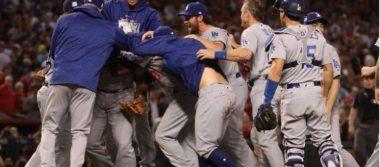 Dodgers, en Las Vegas para llevarse la Serie Mundial