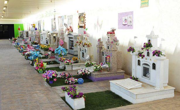 Buscan evitar robos al mausoleo de los niños de la Guardería ABC