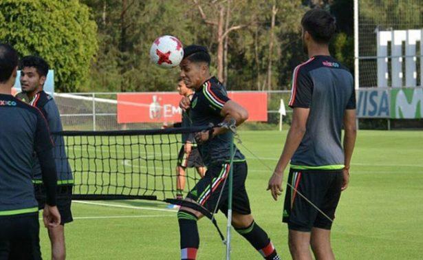La Selección Mexicana inició concentración