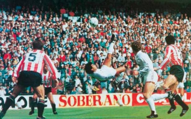 ¡Recordar es volver a vivir! 30 años del gol de Hugo ante Logroñés
