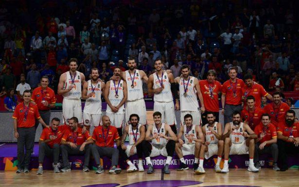 En despedida de Navarro, España gana el tercer lugar en el Eurobasket