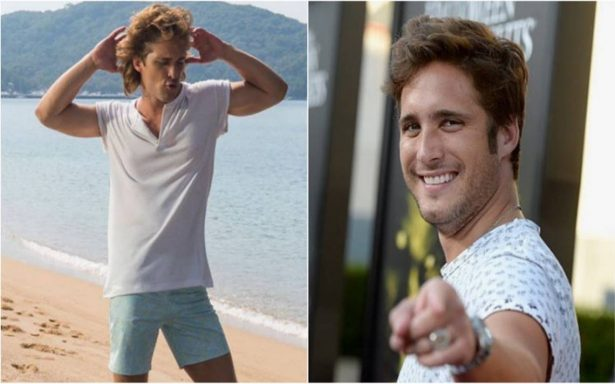 Diego Boneta afirma que le cuesta desprenderse del personaje de Luis Miguel