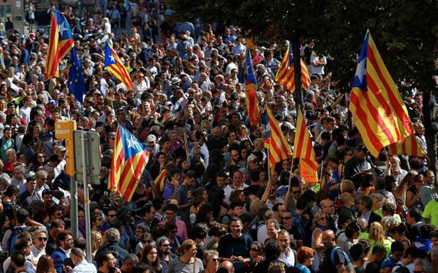 Inquieta por referéndum, UE no reconocerá eventual independencia catalana