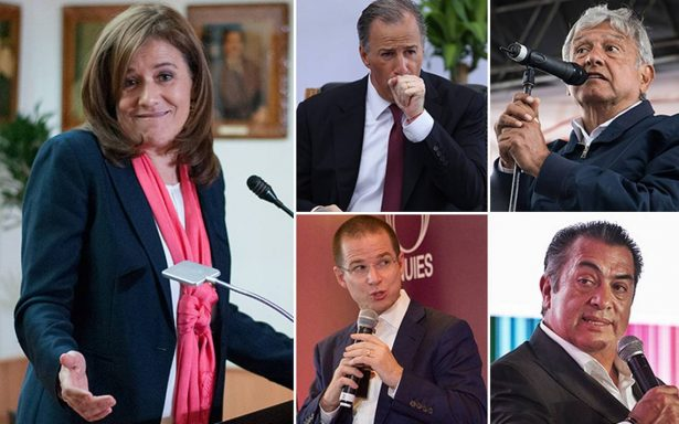 Así reaccionan los candidatos sobre salida de Margarita Zavala de contienda electoral