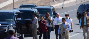 El presidente Peña Nieto inaugura el Libramiento Poniente en SLP