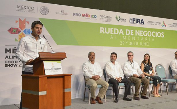 Empresas se reúnen en Campeche con fines de negocios
