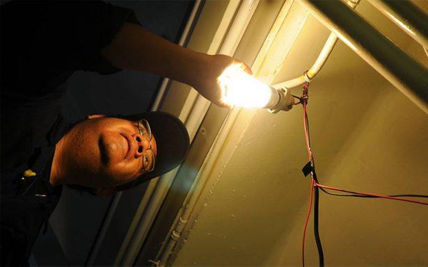Sin cambio la tarifa eléctrica durante todo octubre
