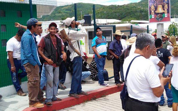 Marcha por la paz termina en balacera, en Guerrero