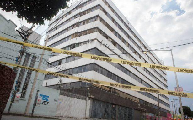 Delegación Cuauhtémoc tiene 70 inmuebles susceptibles a ser demolidos