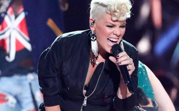Pink se une al espectáculo del Super Bowl y cantará el Himno Nacional de EU