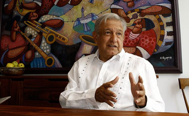 """Morena es un referente ético"", afirma López Obrador"
