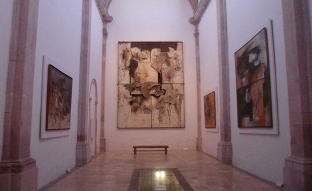 Museo de Arte Abstracto Manuel Felguérez; único en América Latina