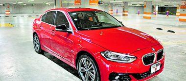 BMW Serie 1 con look deportivo