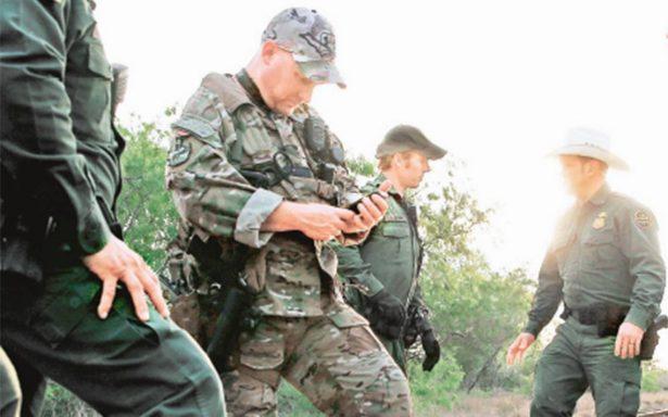 Nada detendrá a la migración ante movilización militar de EU