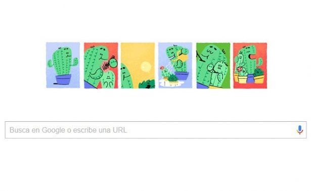 ¡Festeja Google #DíaDelPadre con doodle interactivo!