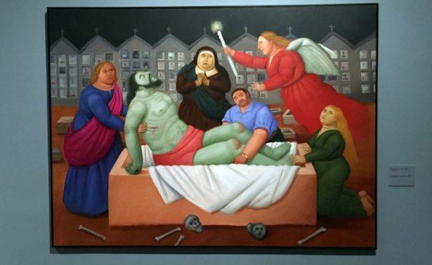 Muestra de Fernando Botero hace historia en Tijuana con más de 35 mil visitas