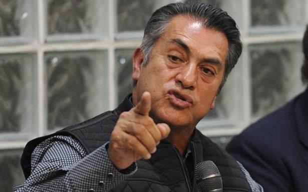 """Jaime Rodríguez """"El Bronco"""" sí estará en la boleta, será el quinto candidato presidencial"""