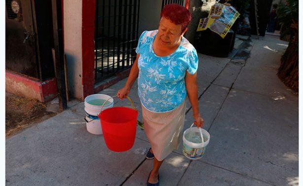 No hay agua potable en el estado de Zacatecas
