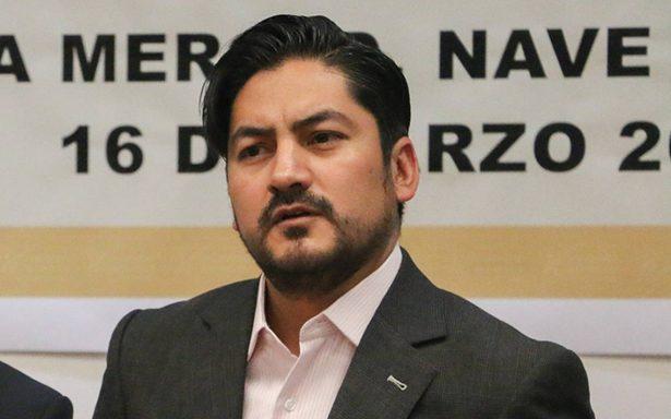 Nombran a Alejandro Piña nuevo secretario capitalino de Desarrollo Social