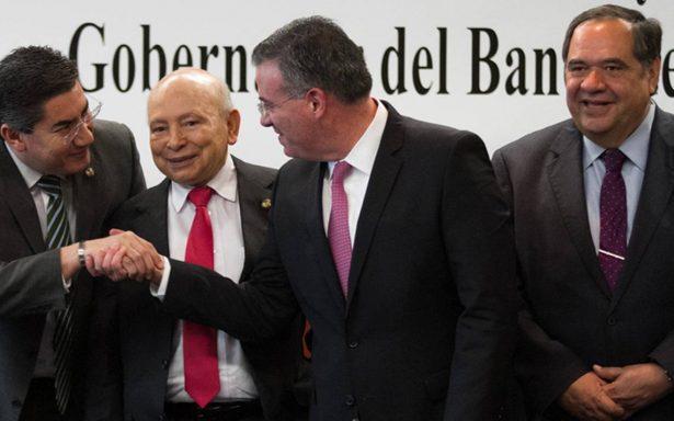 Banxico debe trabajar de manera constructiva con cualquier candidato: Díaz de León