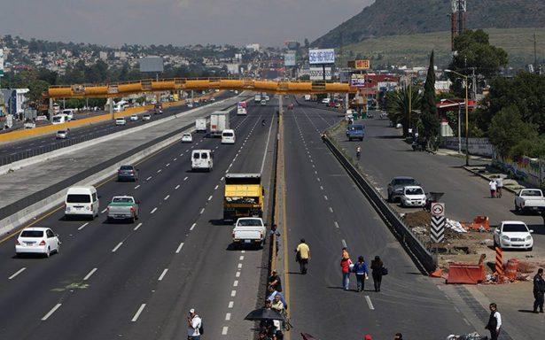 Carreteras mantienen libre peaje en apoyo a afectados por sismo
