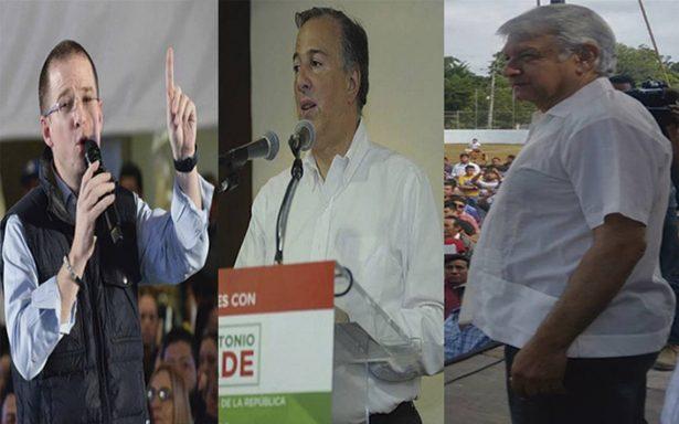 Precampañas presidenciales llegan a las redes sociales; suman seguidores y amigos falsos