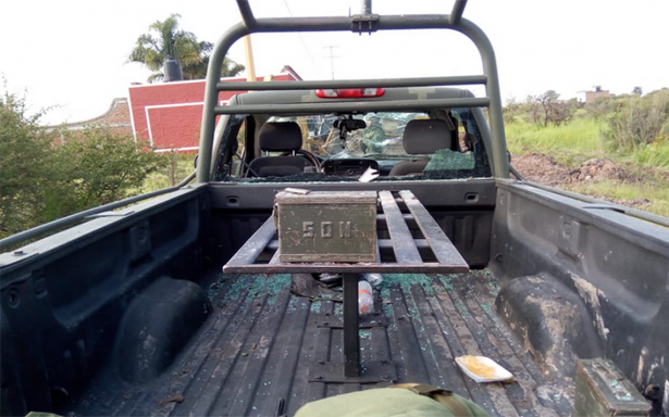 Aseguran arsenal al CJNG en operativo para capturar a El Mencho