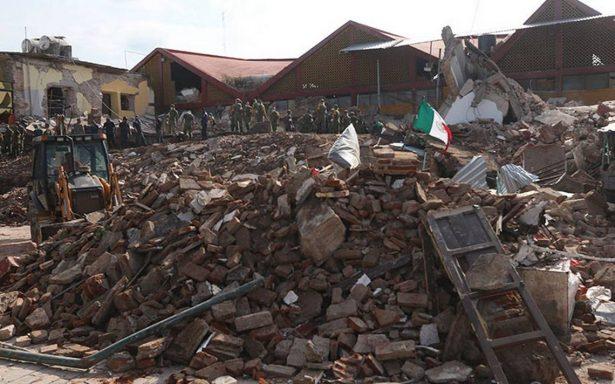 Ya son 64 los muertos en el país por temblor de 8.2