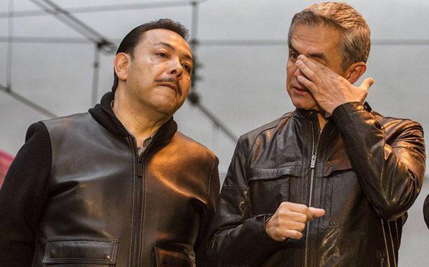 """Héctor Serrano se despide de su jefe Mancera con """"emotiva"""" carta"""