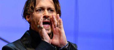 Johnny Depp se disculpa por comentarios sobre asesinar a Trump