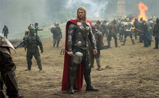 """Venden hasta en 3 mil pesos una selfie con """"Thor"""""""