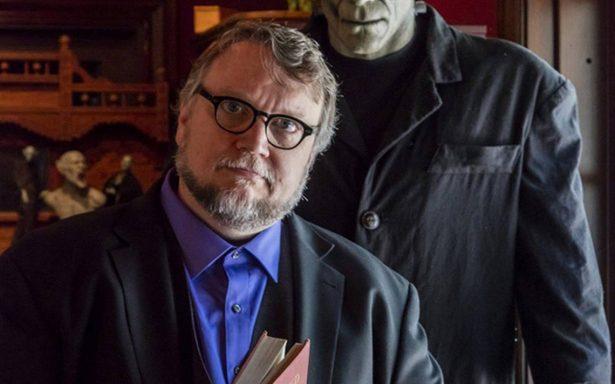 Del Toro muestra a sus monstruos favoritos
